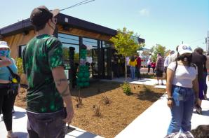 Grasshopper Dispensary opens as Chula Vista's first legal cannabis storefront