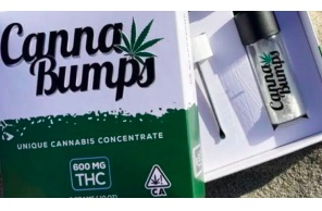 Snorting Weed: New Canna Bumps Product Receives Major Backlash From Cannabis Industry  Reports Merry Jane
