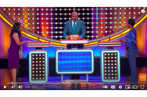 Dude, your bag of weed is actually… weeds! | Family Feud