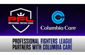 Professional Fighters League & Columbia Care Team Up