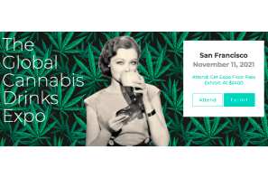 Now There's Even A Cannabis Drinks Expo