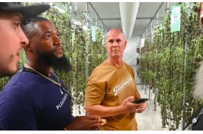 """Former FBI and Detroit police informant known as """"White Boy Rick,"""" launches weed brand"""